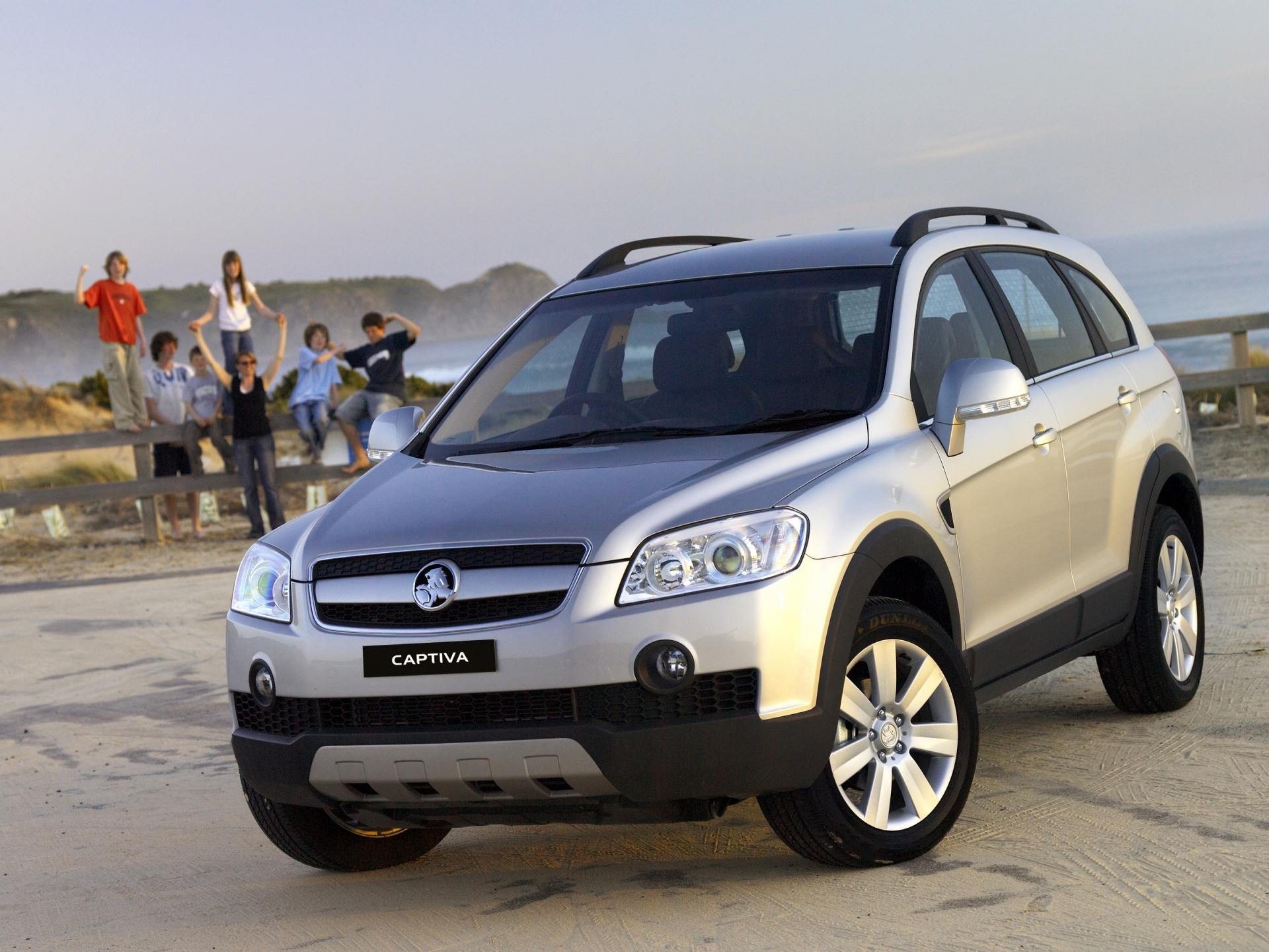 2009 Holden Captiva News and Information | conceptcarz.com