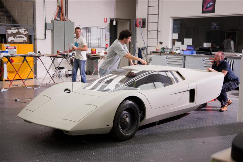 1969 Holden Hurricane Concept History Pictures Value Auction