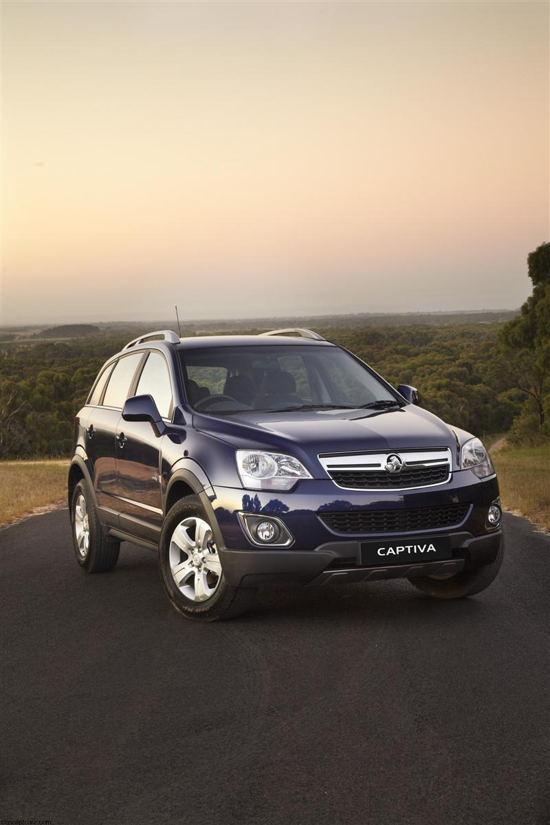 2011 Holden Series Ii Captiva 5 Wallpaper And Image Gallery