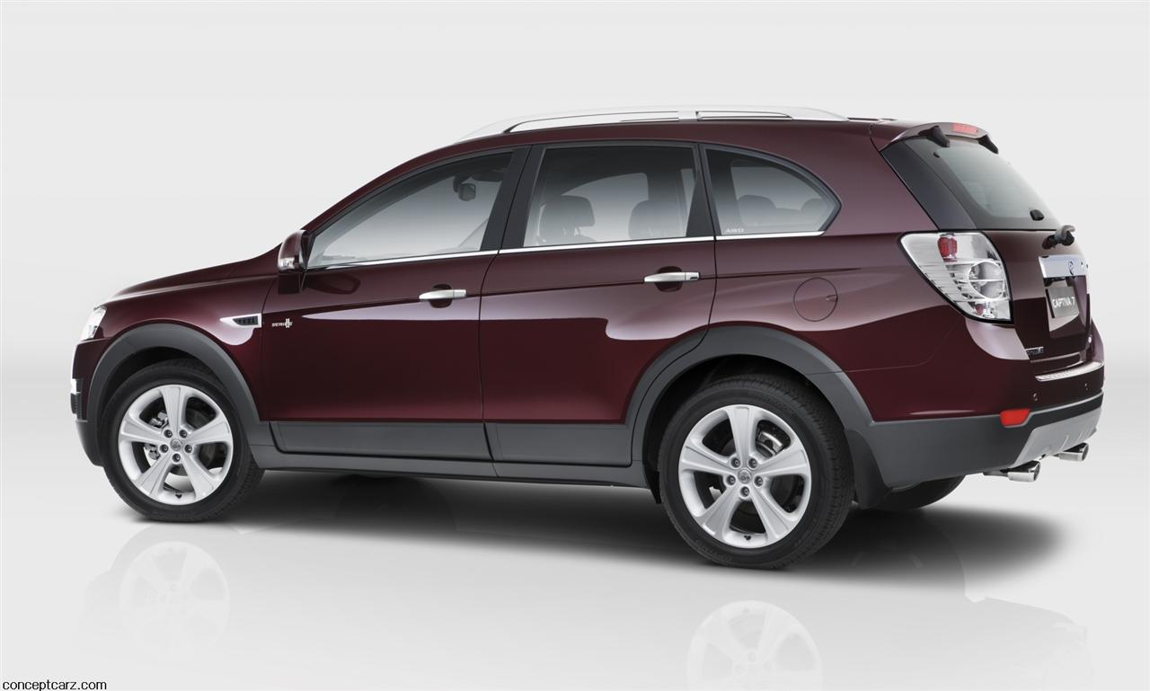 2011 Holden Series Ii Captiva 7 Image Https Www