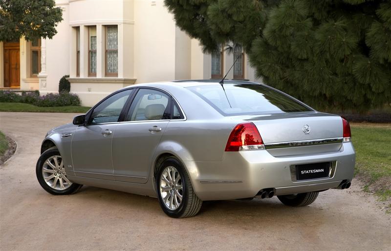 2009 Holden Statesman