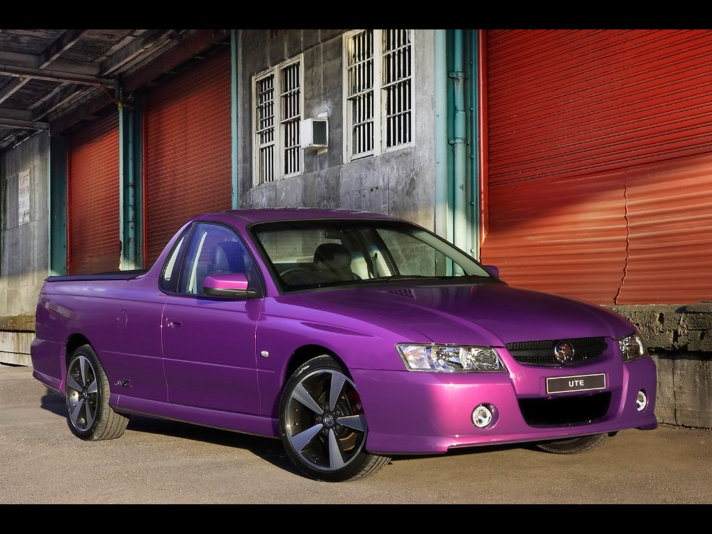 2007 Holden Ute Svz Pictures History Value Research