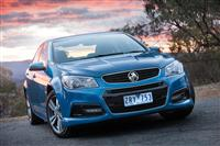 Popular 2014 Holden VF Commodore SV6 Wallpaper