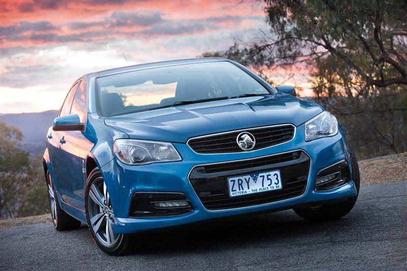 2014 Holden VF Commodore SV6