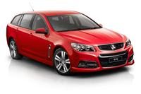 Popular 2014 Holden VF Commodore Sportwagon SV6 Wallpaper