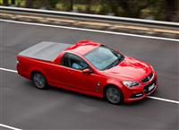 Popular 2014 Holden VF Commodore Ute SV6 Wallpaper