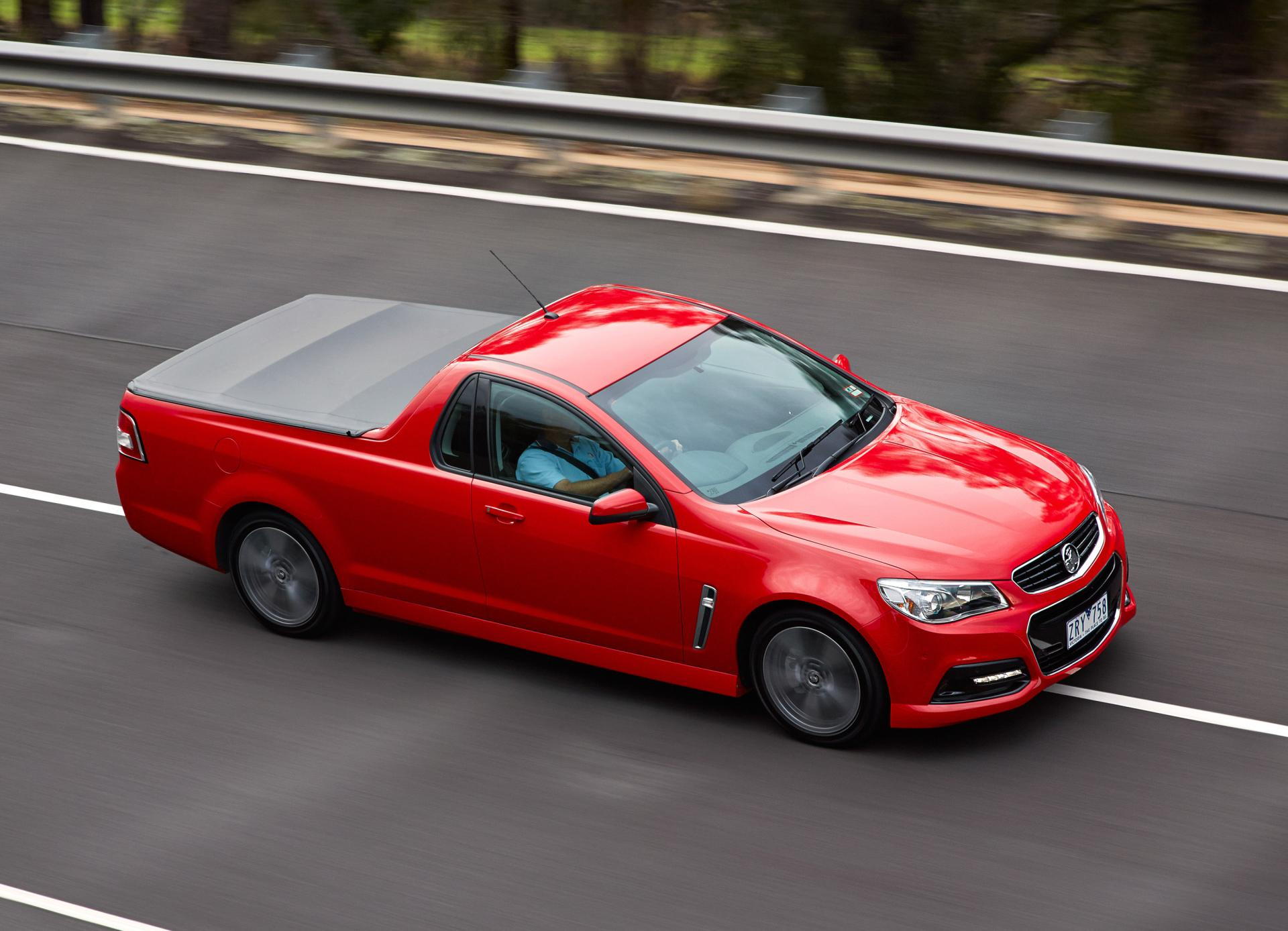 2014 Holden VF Commodore Ute SV6 News and Information ...