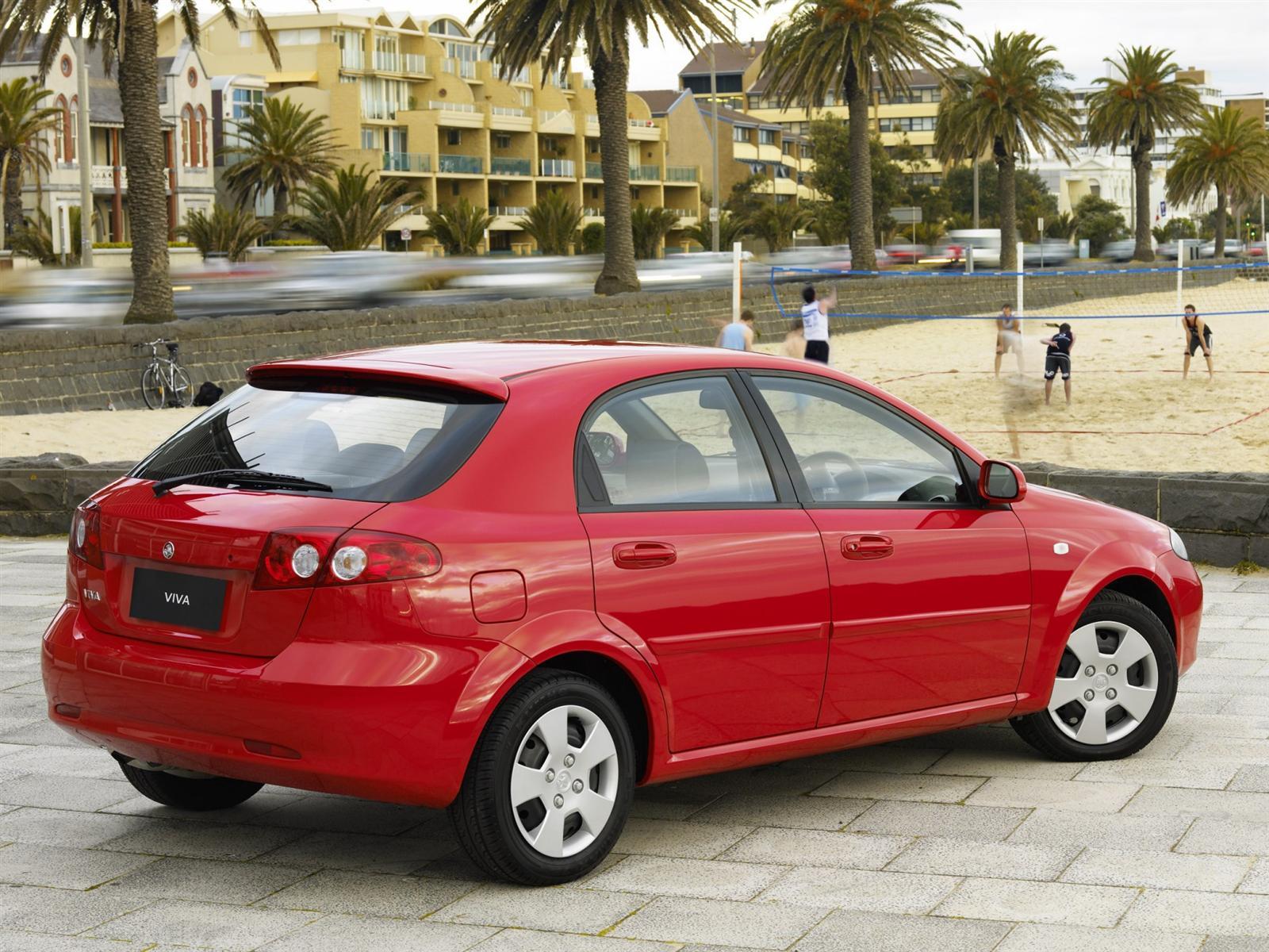 2009 Holden Viva Image. https://www.conceptcarz.com/images ...