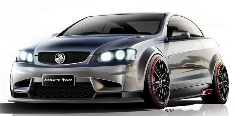 2008 Holden Coupe 60 Concept Image Photo 33 Of 44