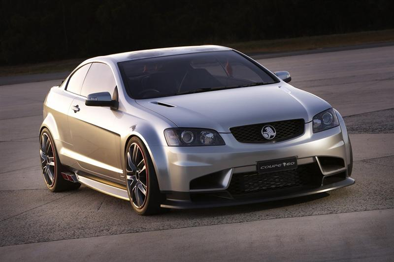 2008 Holden Coupe 60 Concept Image Photo 11 Of 44
