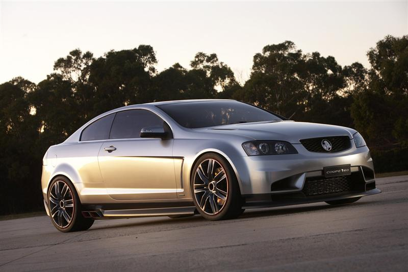 2008 Holden Coupe 60 Concept Image Photo 10 Of 44