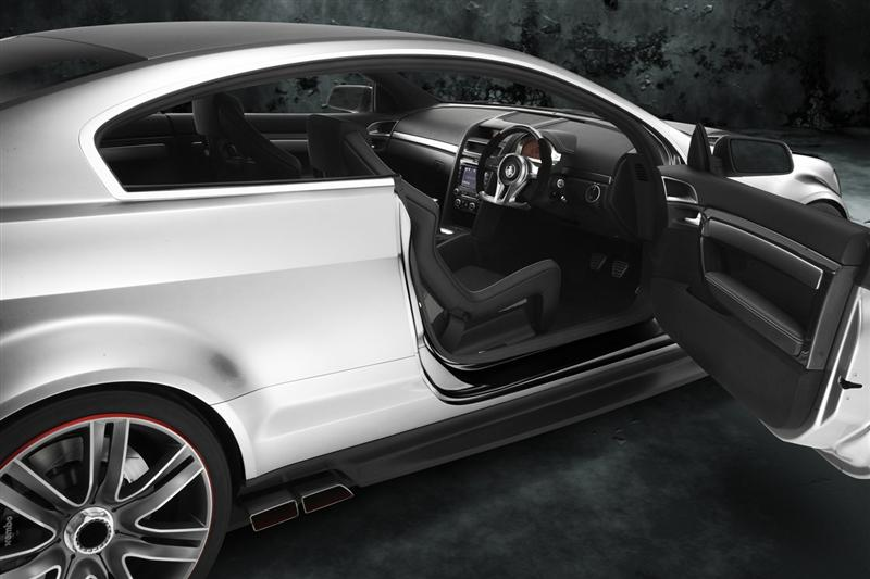 2008 Holden Coupe 60 Concept Image Photo 8 Of 44
