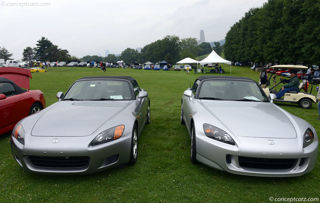 Auction Results and Sales Data for 2003 Honda S2000