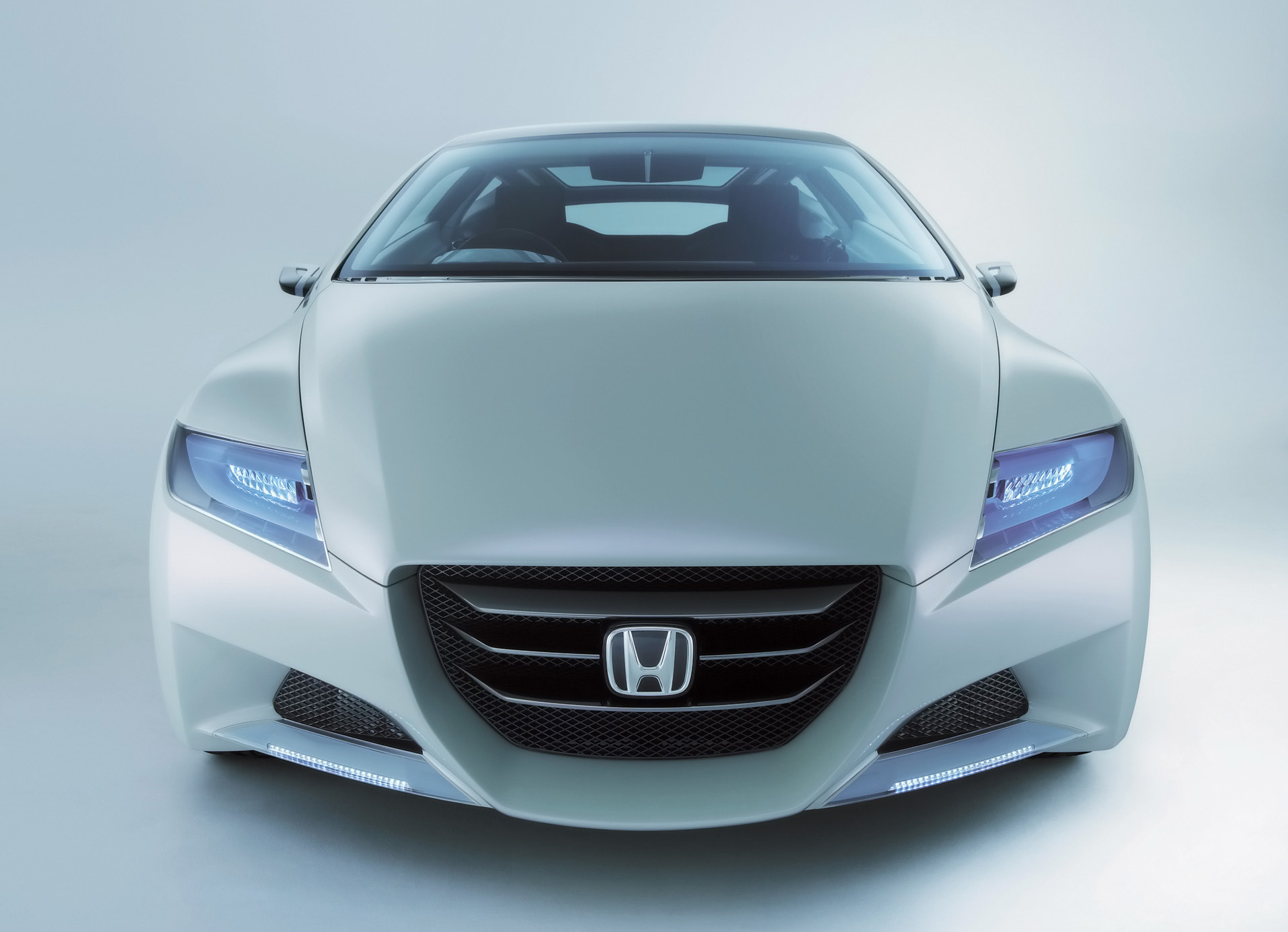 2007 Honda CR-Z Concept History, Pictures, Value, Auction Sales, Research  and News