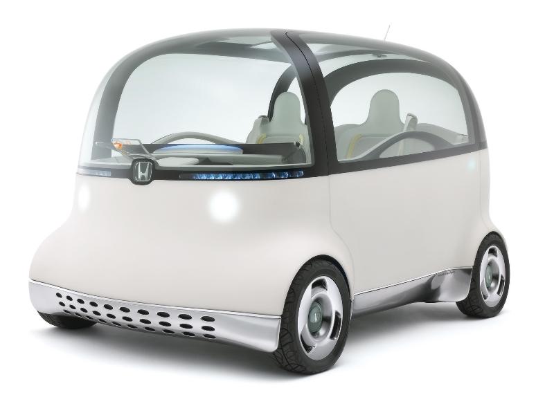 2007 Honda PUYO Concept thumbnail image