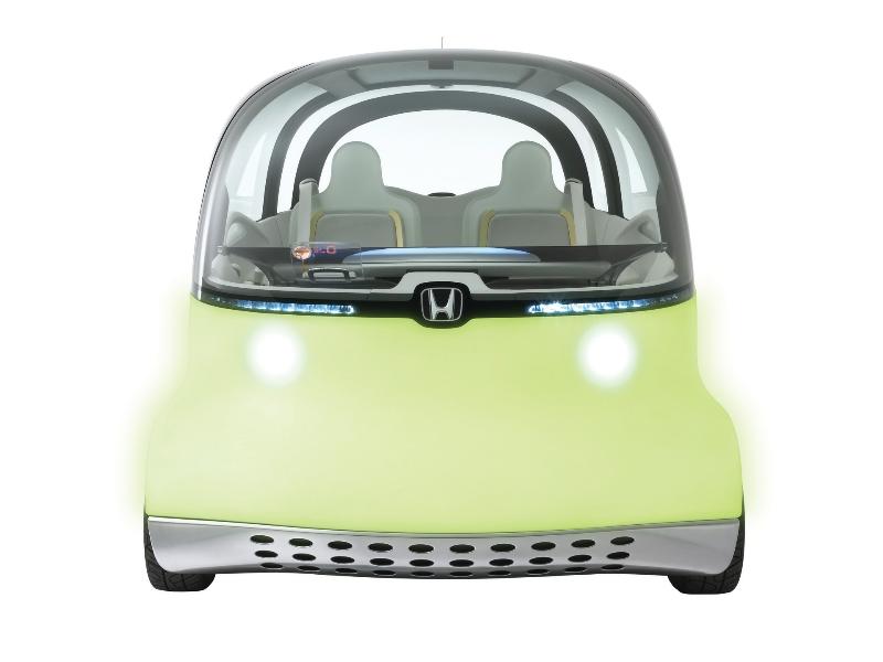 2007 Honda Puyo Concept History Pictures Value Auction Sales
