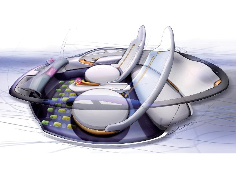 2007 Honda Puyo Concept Image Photo 4 Of 19