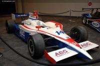 2008 Dallara AJ Foyt Enterprises Indycar image.