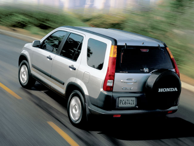 2004 Honda Cr V Pictures History Value Research News