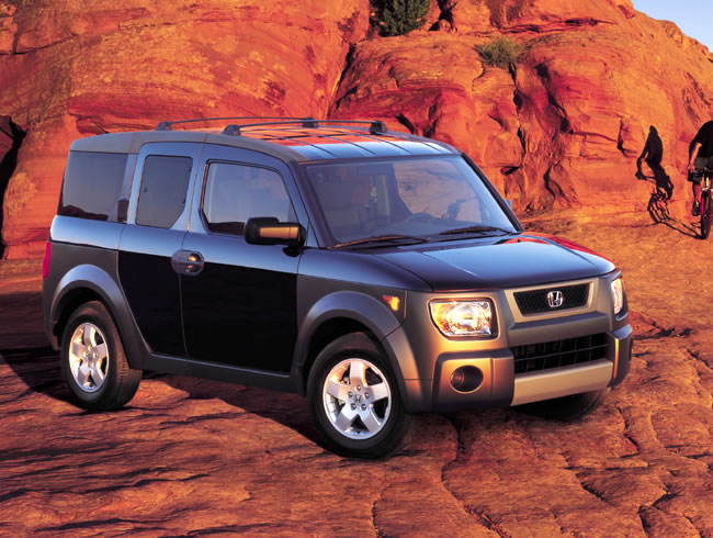2004 Honda Element Concept Wallpaper And Image Gallery