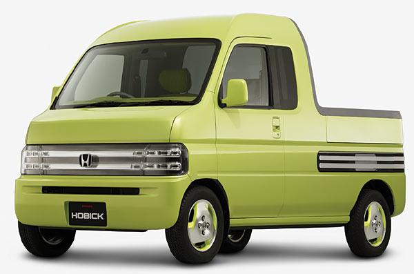 2005 Honda Hobick