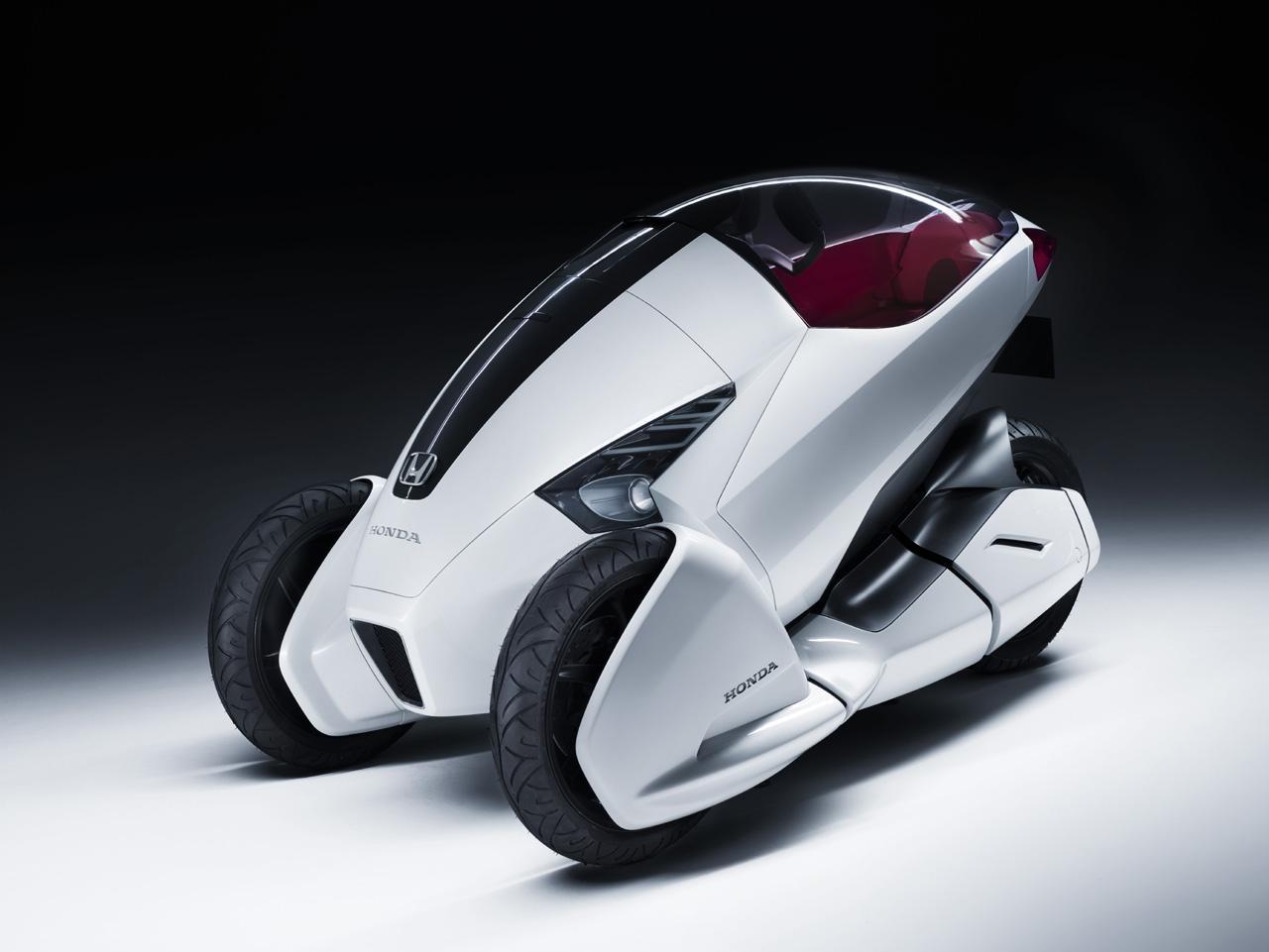 2010 Honda 3R-C Concept