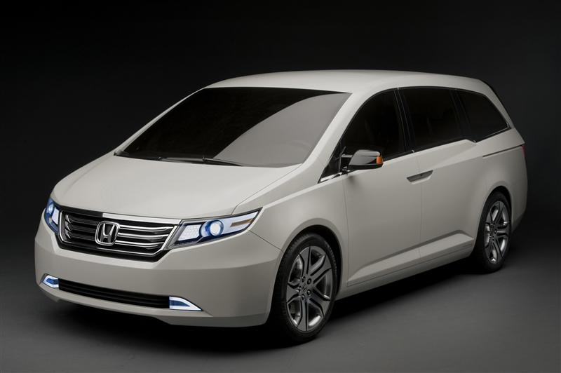 2010 Honda Odyssey Concept Image Photo 5 Of 24