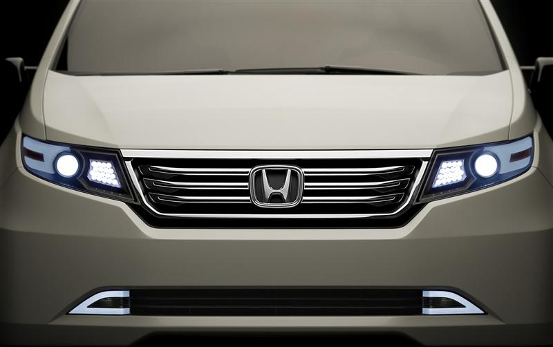 2010 Honda Odyssey Concept Wallpaper And Image Gallery