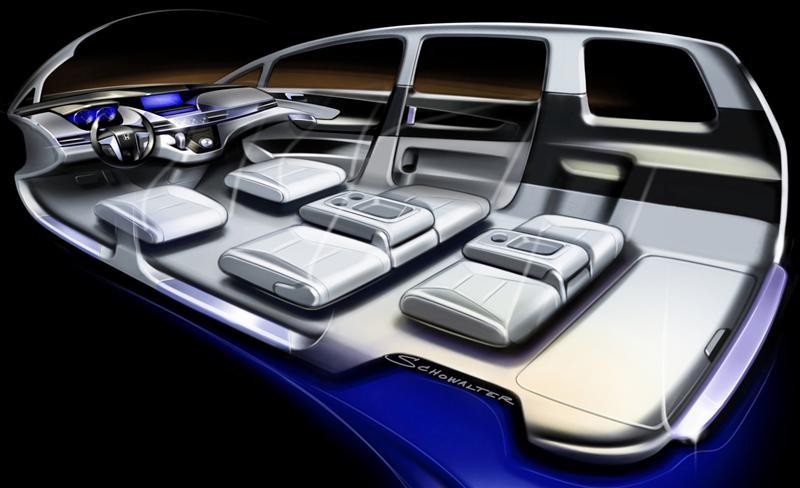 2010 Honda Odyssey Concept Image Photo 2 Of 24