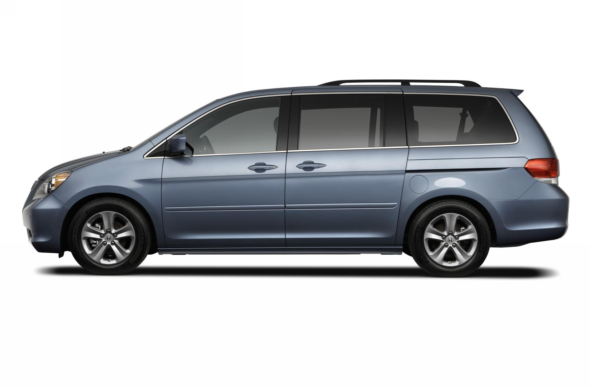 2010 Honda Odyssey News and Information