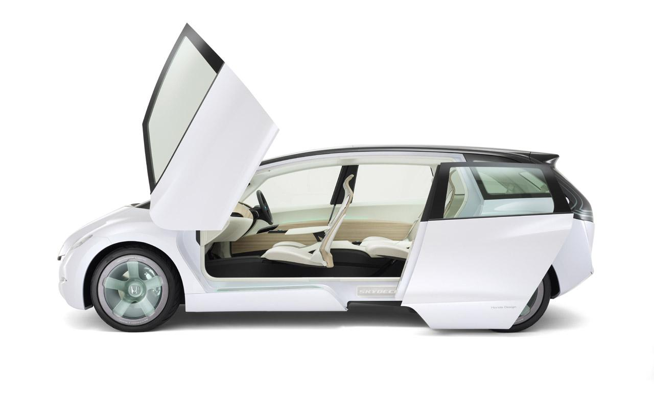 2010 Honda Skydeck Concept