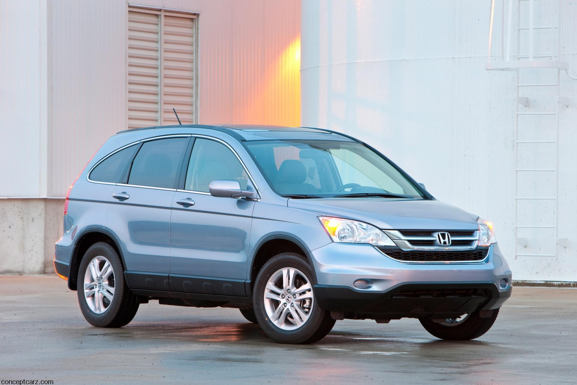 2011 Honda CR-V News and Information | conceptcarz.com