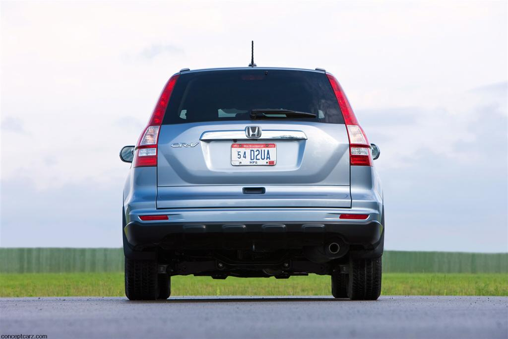 2011 Honda Cr V News And Information