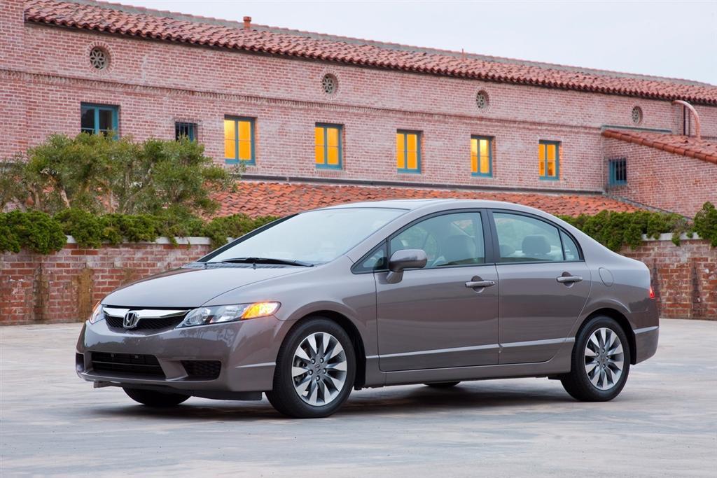 2011 honda civic gx for Honda civic gx