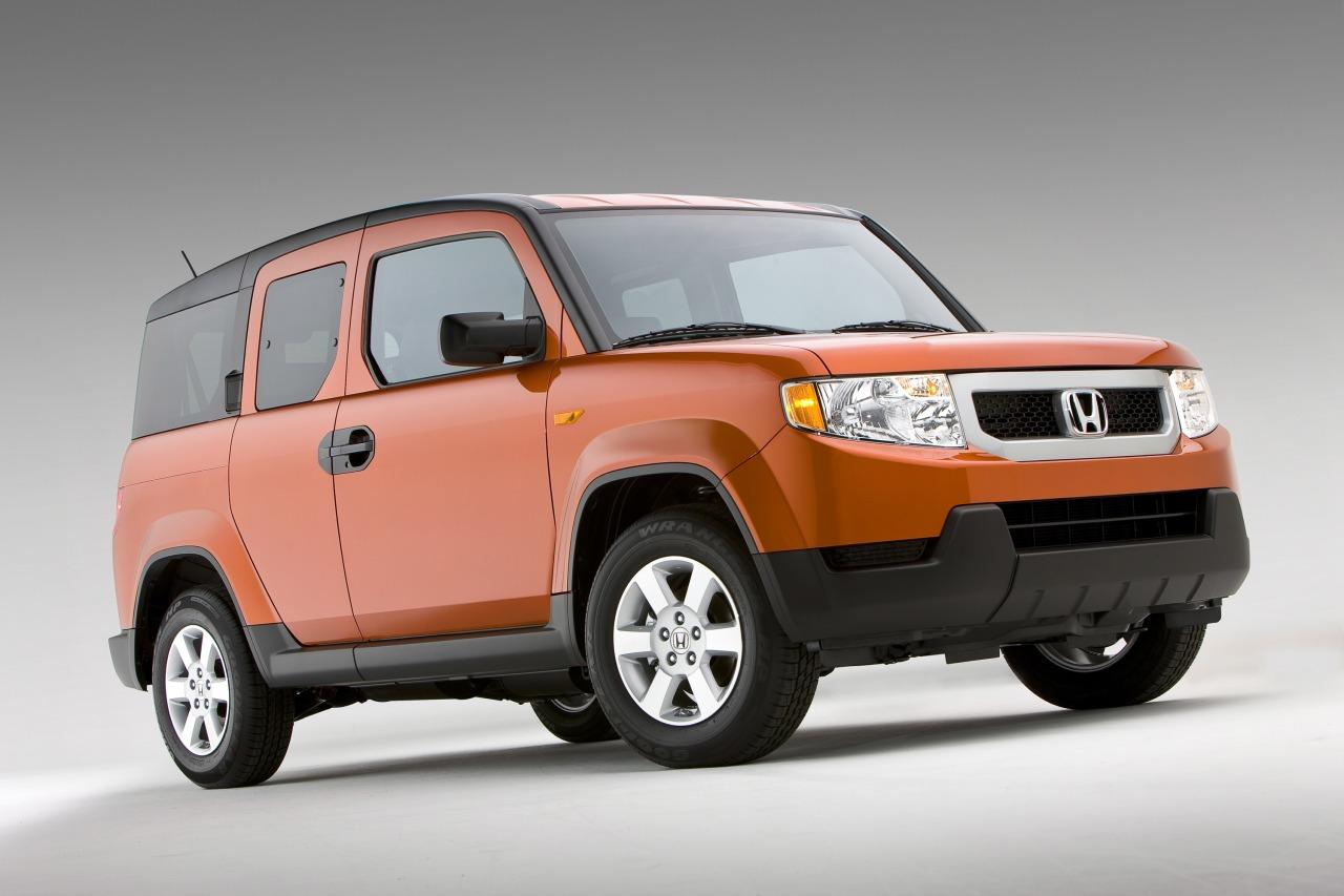 Element Car: 2011 Honda Element News And Information