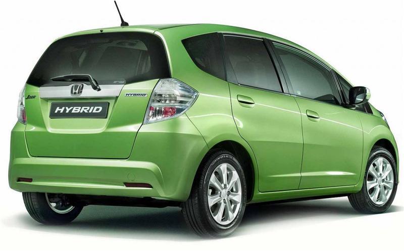 2011 Honda Jazz Hybrid thumbnail image