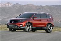 2012 Honda CR-V Concept image.