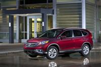 Honda CR-V Monthly Vehicle Sales