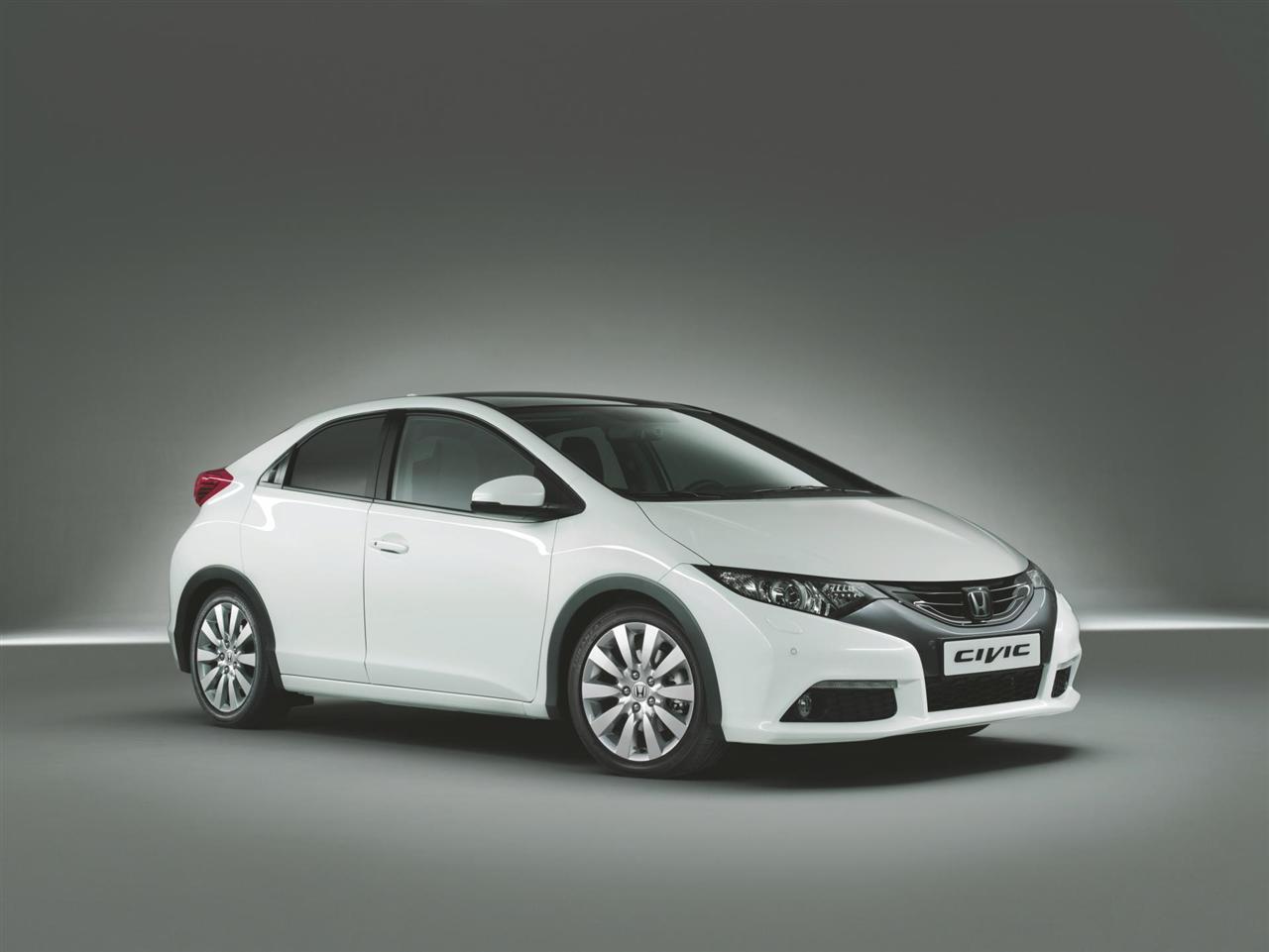 2012 Honda Civic (European Market) Image. https://www ...
