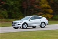 Honda Crosstour Monthly Vehicle Sales