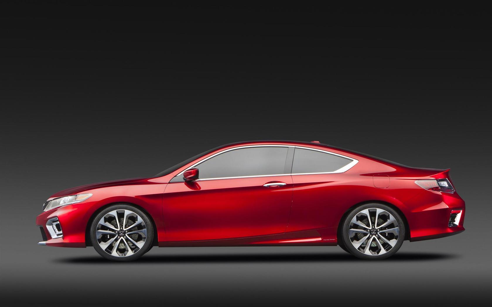 Honda 2018 Crosstour >> 2013 Honda Accord Coupe Concept Image. https://www.conceptcarz.com/images/Honda/2013-Honda ...