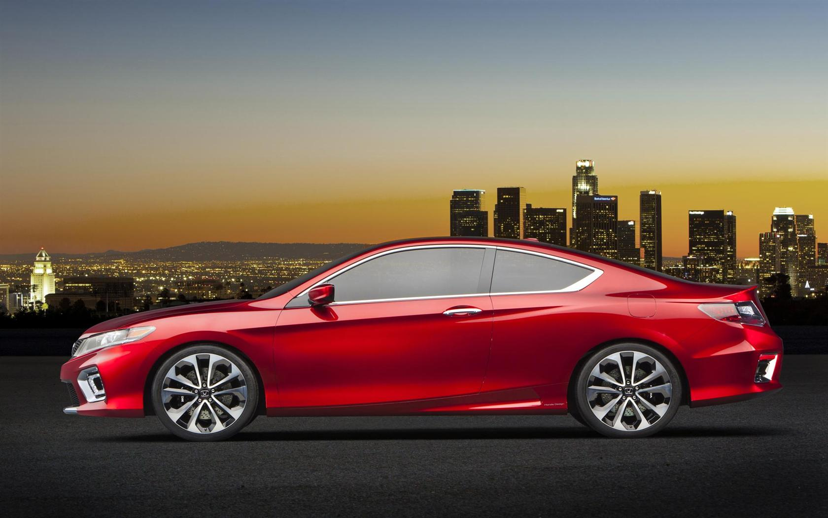 Honda Accord Concept 2018 >> 2013 Honda Accord Coupe Concept Image. Photo 2 of 15