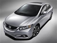2013 Honda Civic image.