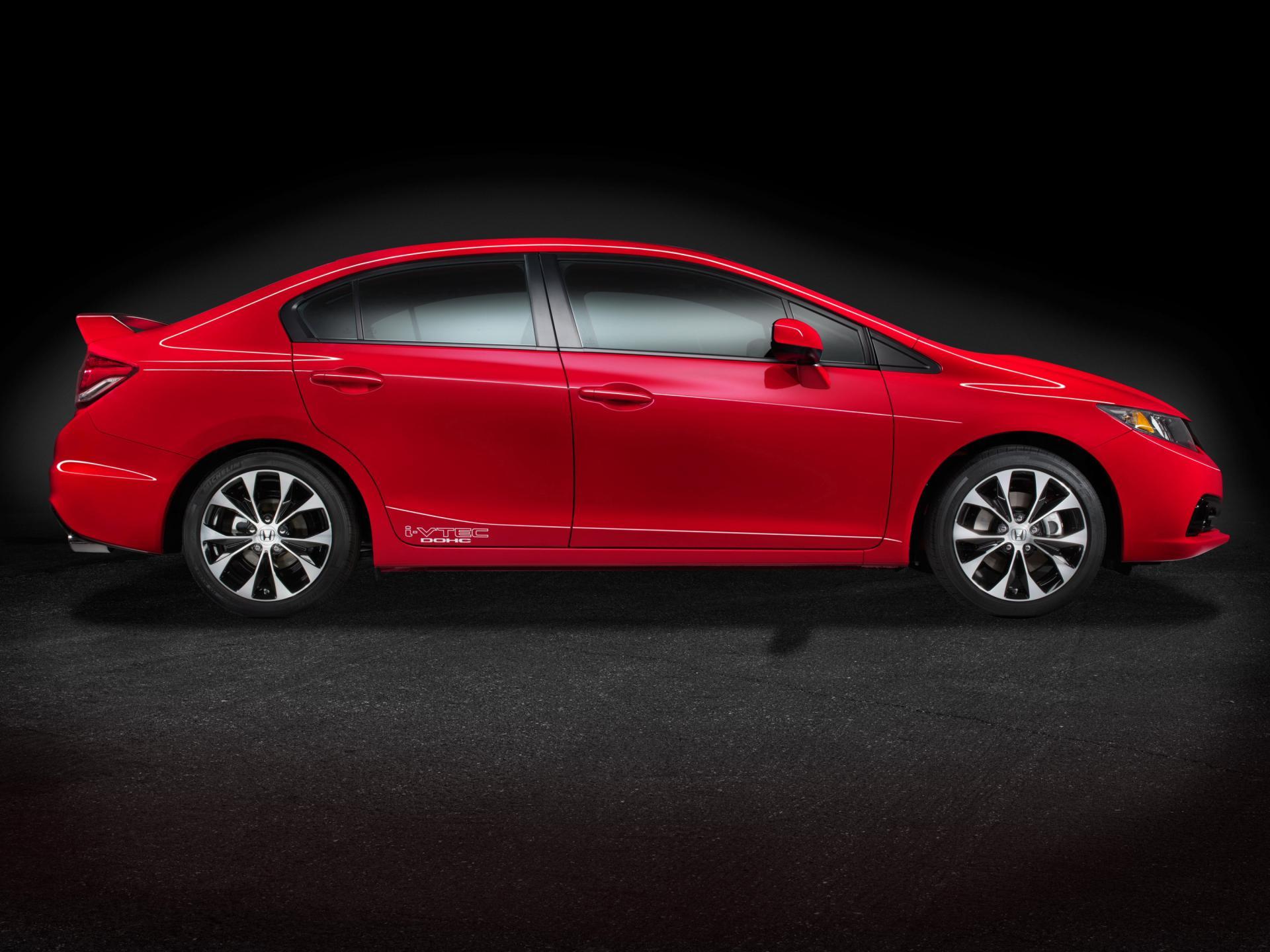 2013 Honda Civic Si Wallpaper And Image Gallery Com