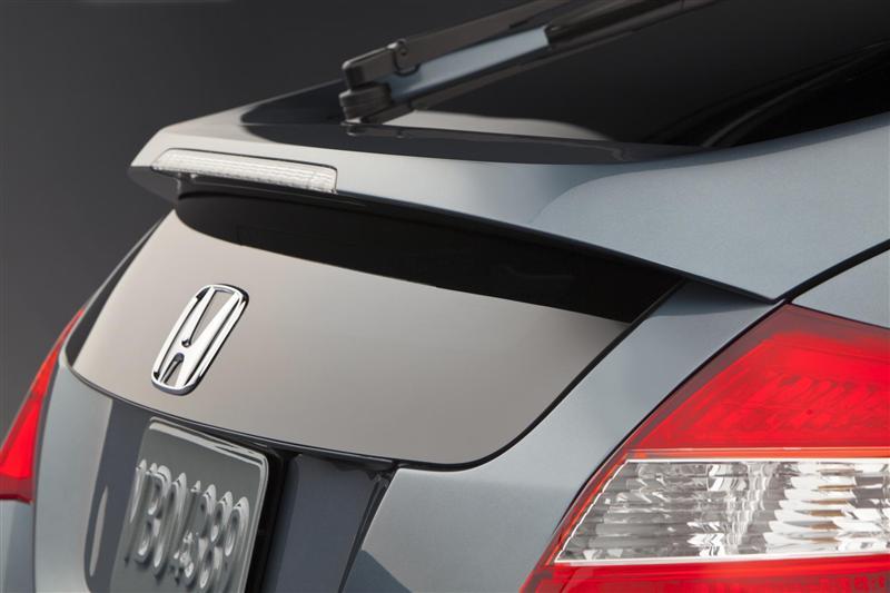 2013 Honda Crosstour Concept Image Photo 8 Of 13