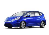 2013 Honda Fit EV image.