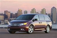 2013 Honda Odyssey image.