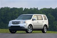 Honda Pilot Monthly Vehicle Sales