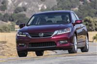 Honda Accord Monthly Vehicle Sales