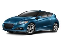 Honda CR-Z Monthly Vehicle Sales